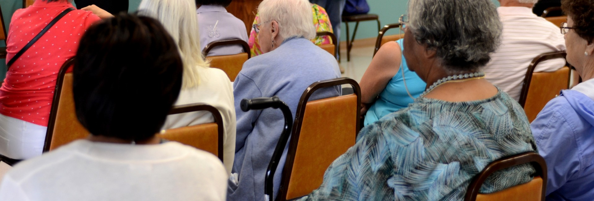 Working with Seniors & Their Sexual Health Workshop